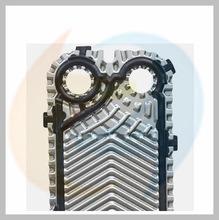 EPDM NBR Gaskets Titanium Plate Sondex S4 Plate Spare Parts