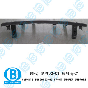 for Hyundai Tucson Rear Bumper Beam, Bumper Support