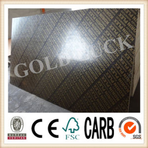 21mm Marine Plywood for Construction pictures & photos