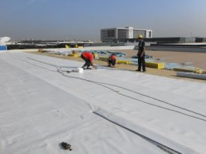 PVC Roof Waterproof Membrane UV Resistant pictures & photos