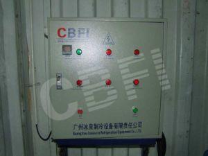 Germany Bitzer Compressor R22 Refrigerant Containerized Ice Block Machine (MBC150) pictures & photos