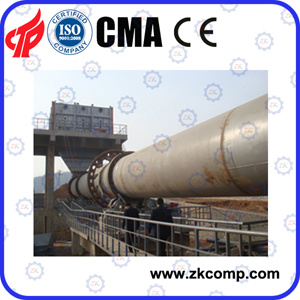 Lime Rotary Kiln Used in Lime Production Line pictures & photos