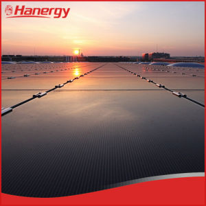 Hanergy Solibro 20kw Solar Ground Mounting Systems