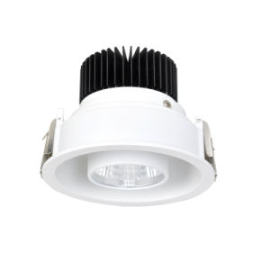 15W COB Rotate Round Recessed LED Ceiling Light (BSCL-11)