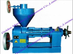 China Cold Hot Pressing Automatic Home-Used Oil Press Machine pictures & photos
