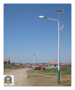 Factory Price 8m 40W Solar LED Street Light pictures & photos