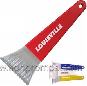 Cheap Logo Printed Winter Promotional Gift Car Ice Scraper pictures & photos