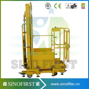 Automatic Welding Machine High Lift Aerial Lift Platform pictures & photos