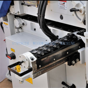 Automatic Double Side Wood Thickness Planer for Woodworking Machinery pictures & photos