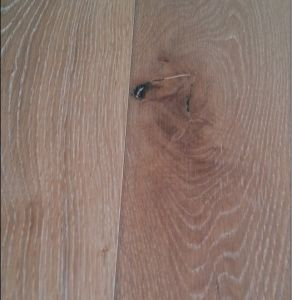 Brushed Oak Parquet Floor / Engineered Wood Flooring pictures & photos
