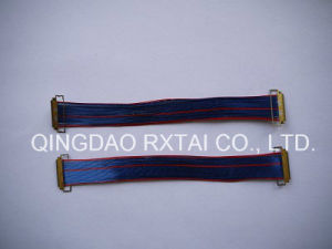 Custom Lvds Cable Assembly for LCD Panel pictures & photos