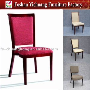 Nice Timber Look Dining Chair Yc-E60-03 pictures & photos