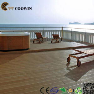 Crack Resistance Outdoor WPC Decking pictures & photos