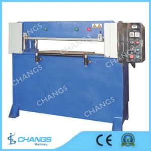 Hcm-1600 Paper Board/ Plastic Sheet/Soft Wood Hydraulic Die Cutting Machine pictures & photos