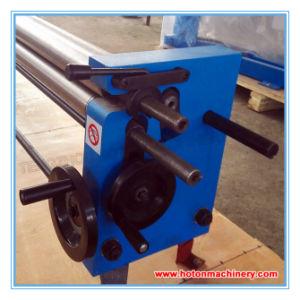 Sheet Metal Rolling Machine (Manual Slip Roller W01-2X1250 W01-2X1000 W01-2X610) pictures & photos