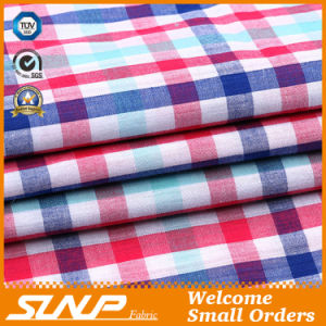 New Design Soft Plaid Fabric for Shirt and Lining