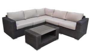 Garden Sofa Group Rattan/Wicker Sofa Outdoor Furniture