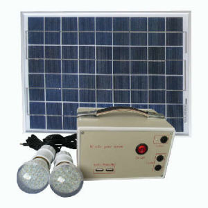 Solar DC Light (ZY-107) Energy Saving Products pictures & photos
