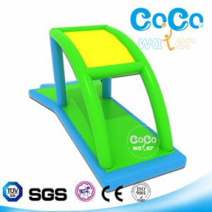 Inflatable Water Park Factory Start Gate LG8026