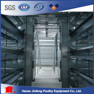 Jaulas Pollos Ponedoras Battery Poultry Cages Chicken Egg Incubator for Layer House pictures & photos