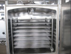 Ss Square Vacuum Dryer for Food, Pharmaceutical and Chemical Product
