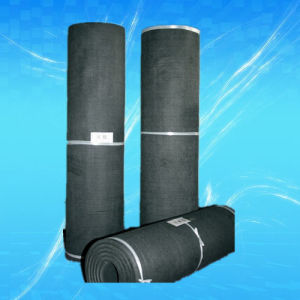 Thickness 3, 5, 8, 10, 12mm Electrode Conductive Graphite Felt