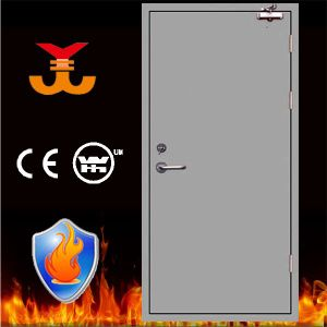 Steel BS 2 Hours Fire Rated Door pictures & photos