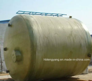 FRP Pressure Figer Glass Water Treatment GRP Tank pictures & photos