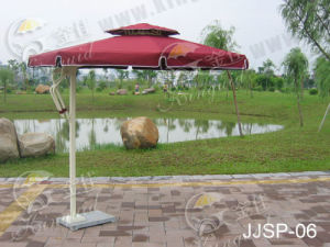 Outdoor Umbrella, Side Pole Umbrella, Jjsp-06 pictures & photos