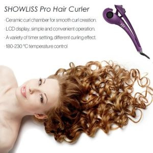 Wholesale Automatic Electric Professional Hair Curler pictures & photos
