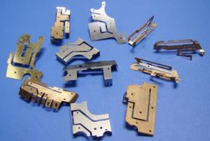 Blanking Parts for Automotive Electronics Accessories. pictures & photos