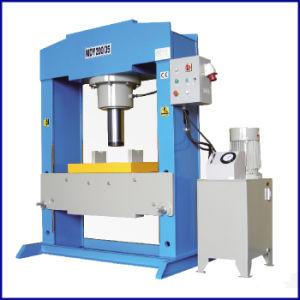 press on machine