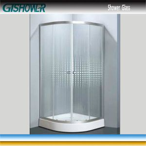 Toughened Shower Glass (Paint No 7) pictures & photos