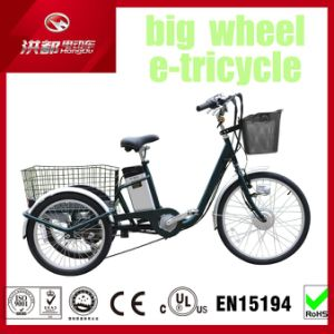 Electric Bike Tricycle with Lithium Battery Ebike pictures & photos