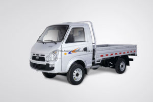 Rhd/LHD 1.2L Gasoline 62.5 HP Single Row Mini/Small Cargo Lorry Truck for Sale pictures & photos
