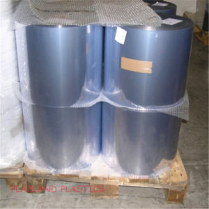 Clear PVC Roll pictures & photos