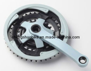 TOP quality chainwheel and crank CK-009 pictures & photos