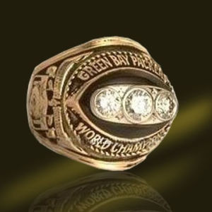 Custom Women Fashion Champions Ring (RSA3388)