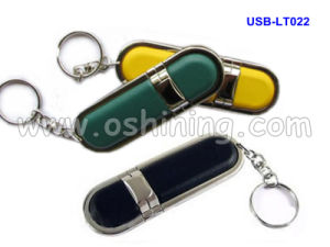 Leather USB Disk (USB-LT022)