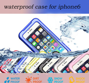 IP68 Waterproof Case for iPhone 6 Plus pictures & photos