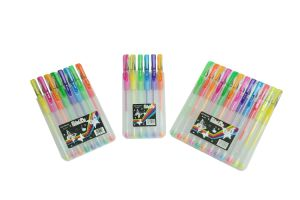 2014 Highlighter Gel Ink Pen for School & Office Use pictures & photos