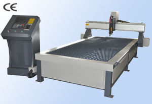 CNC Industry Plasma Cutting Machine 1300mmx2500mm pictures & photos