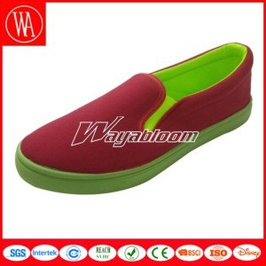 Women Flat Casual Shoes Comfort Leisure Shoes pictures & photos