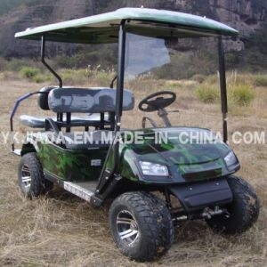 High Quality 4 Seatelectric Utility Vehicle (JD-GE501B) pictures & photos