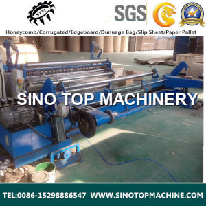 Automatic Paper Slitter with Hydralic Adjustment and Receiver Tray pictures & photos
