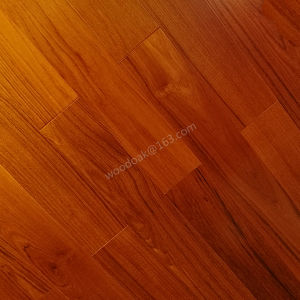 Natural Teak Engineered Wood Flooring /Buram Teak Flooring pictures & photos