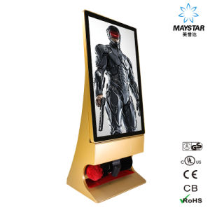 Full HD 3G WiFi Network LED Advertising Display for Store pictures & photos