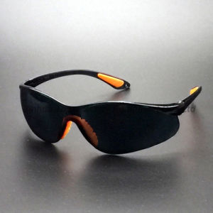 ANSI Z87.1 Lightweight Frameless Type Safety Glasses with Soft Pad (SG102) pictures & photos