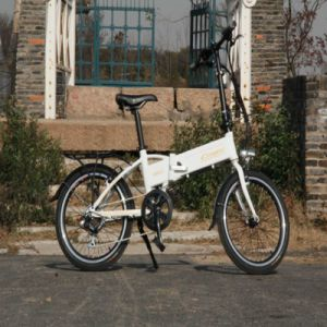 20 Inch Lithium Battery Alloy Folding Electric Bike (CB-20F04) pictures & photos