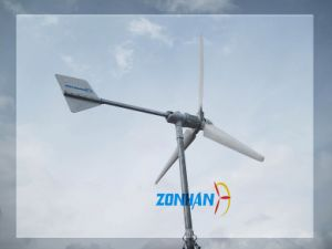 1.5kw Small Wind Turbine without Noise (ZH)